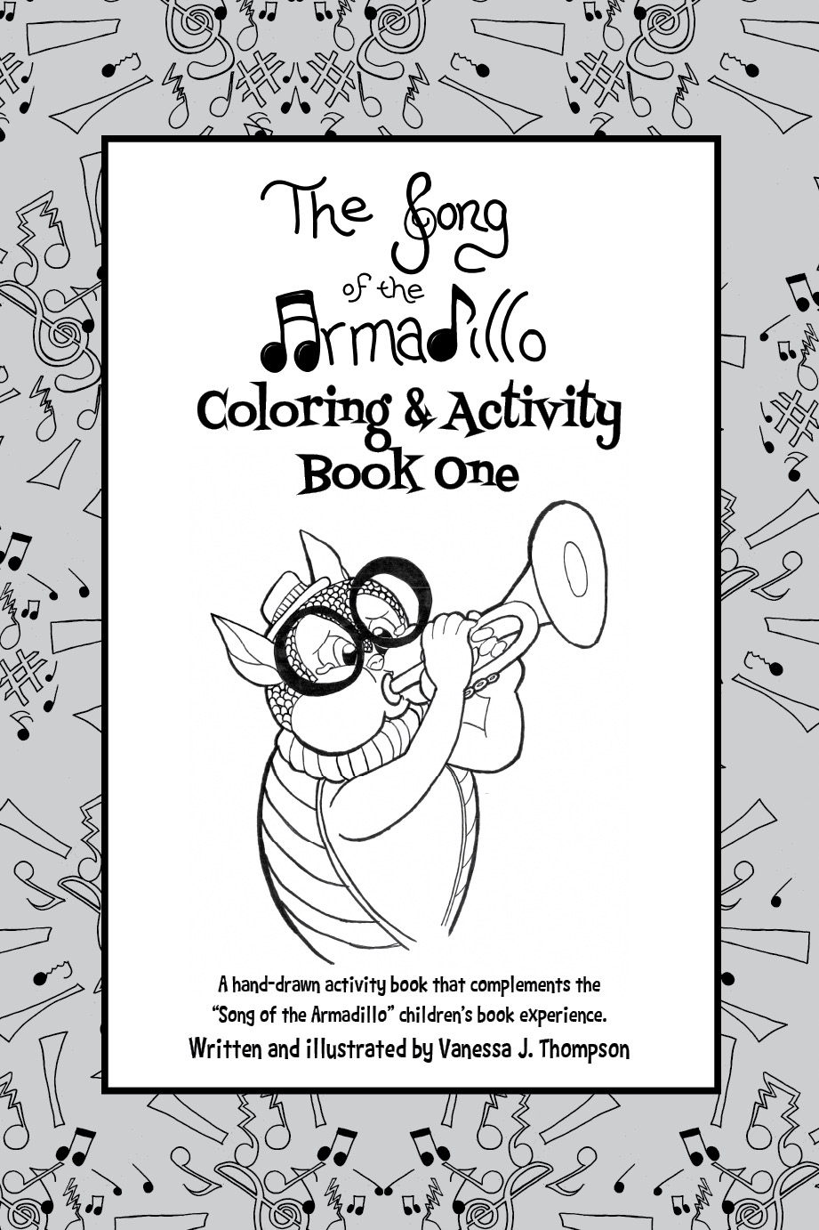 Book One Title Page