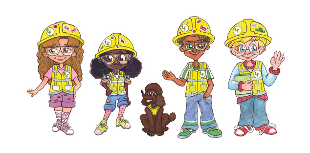 Little Foresters