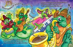 Frog's Boogie Bog