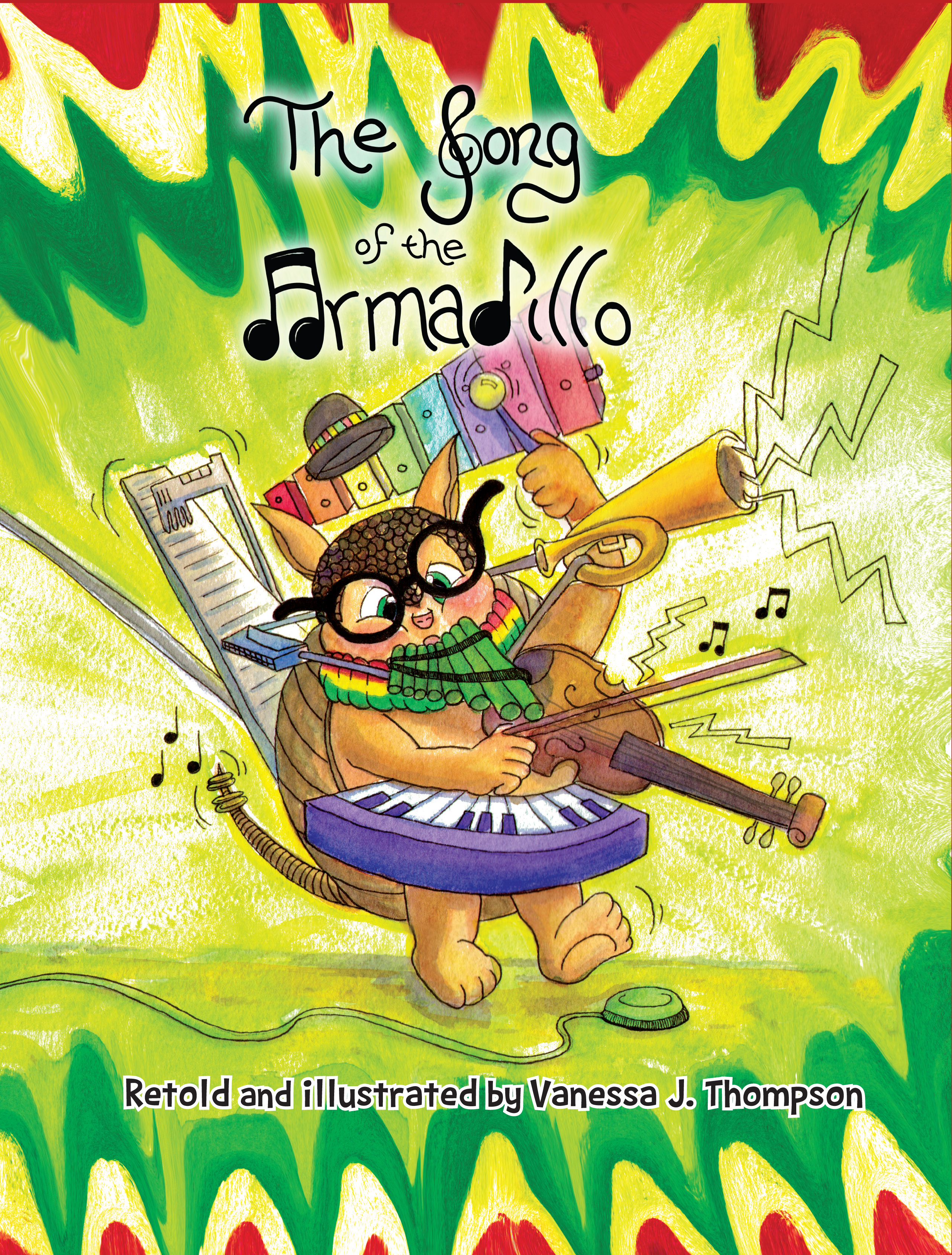 The Song of the Armadillo