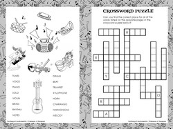 Crossword Activity