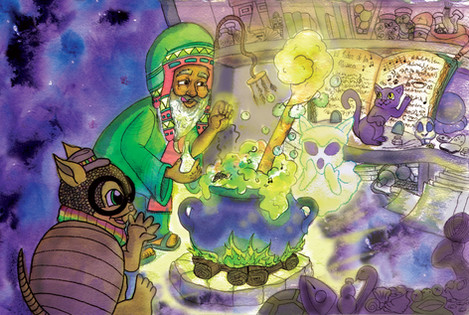 The Great Wizard