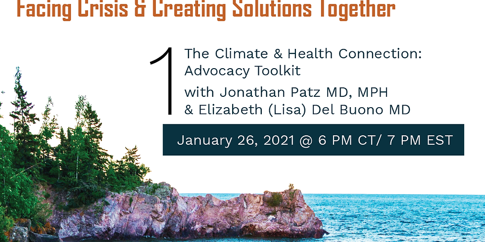 The Climate & Health Connection: Advocacy Toolkit