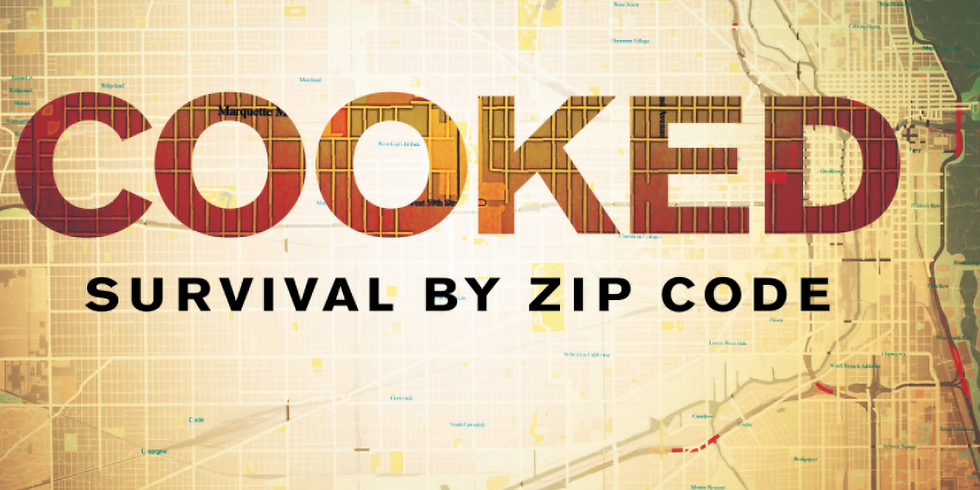 Cooked: Survival By Zipcode