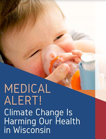 Medical Alert, Climate Change Health
