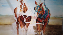 Draft Horses, Work in Progress