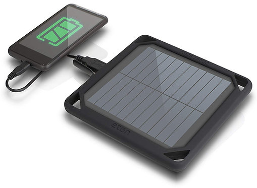 Eton BoostSolar 5000 mAh Lithium Backup Battery Pack Green