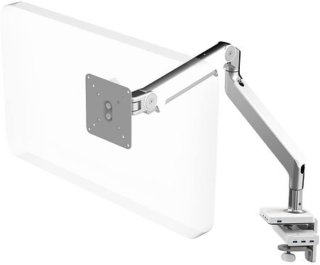 M2 Monitor Arm M/connect - White