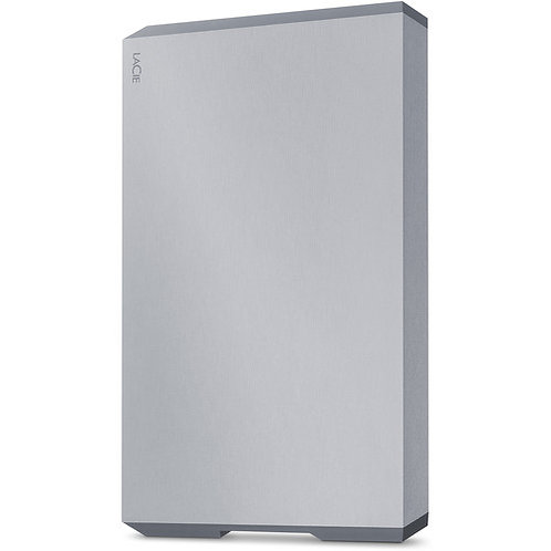 LaCie Mobile Drive 2TB Hard Drive Space Gray STHG2000402