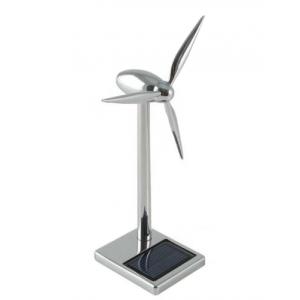 Inpro Solar powered Metal wind turbine 18cm 6400