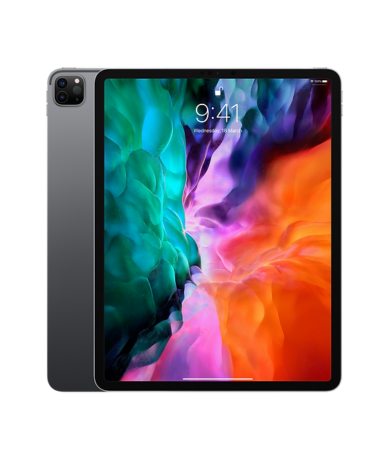 12.9-inch iPad Pro Wi-Fi + Cellular 256GB - Space Grey