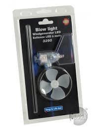 Inpro solar Wind generator with LED light