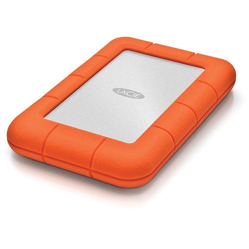 LaCie 1TB Rugged Mini USB 3.0 External Hard Drive