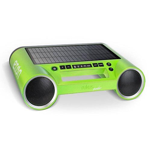 Eton Rukus Solar Speaker Green