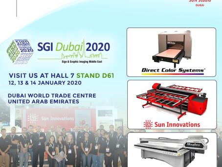 PRO TECHnology announces participation on SGI Dubai 2020