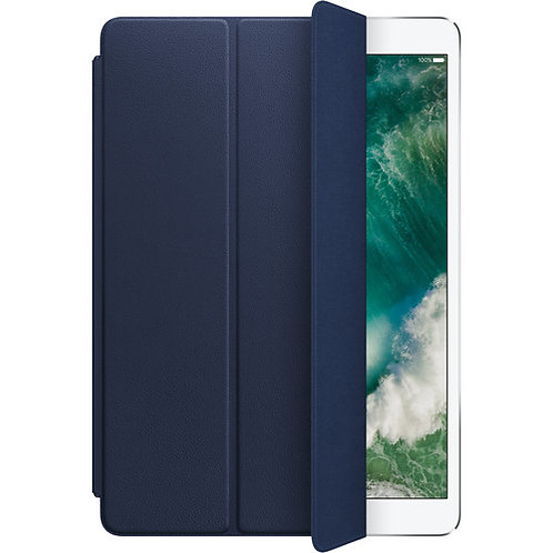 Leather Smart Cover for 10.5-inch iPad Pro - Midnight Blue
