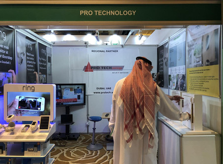 PRO TECHnology joined Dubai Police' Crime Prevention International Conference