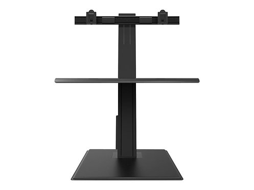 Humanscale Quickstand Eco - Dual Monitor - Black