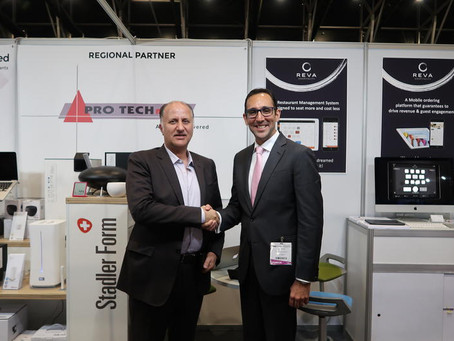 REVA Hospitality  appoints PROTECHnology Middle East as its exclusive distributor in UAE