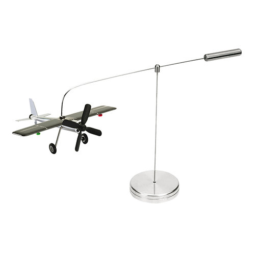 Inpro Solar Revolving Airplane Stand 6560