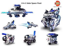 Inpro Solar Educational Science Kit 7 in 1 Space Kit 21641