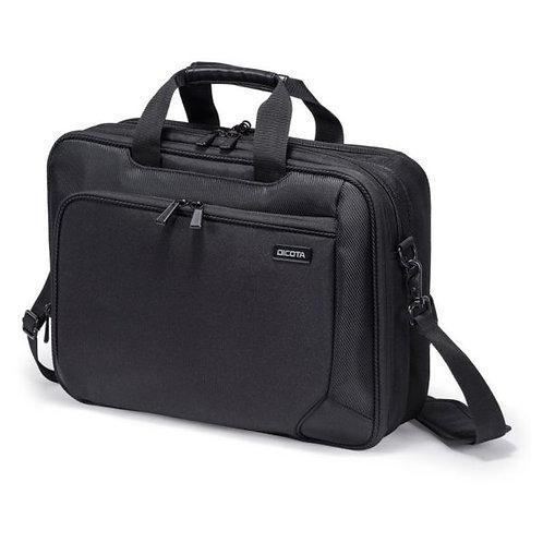 Dicota D30925 Top Traveller Dual Eco Laptop Carry Case 14-15.6inch Black
