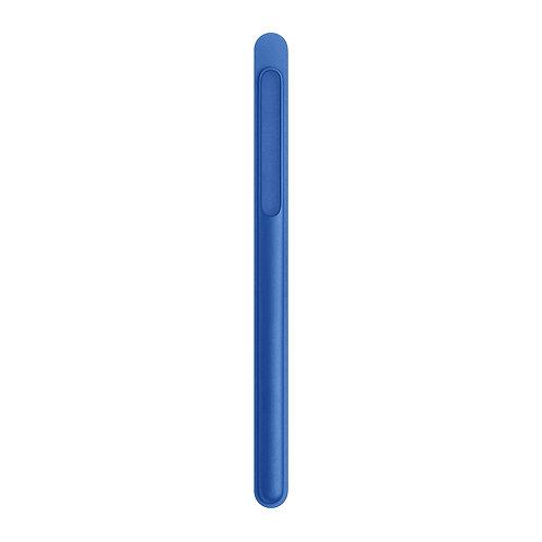 Apple Pencil Case - Electric Blue