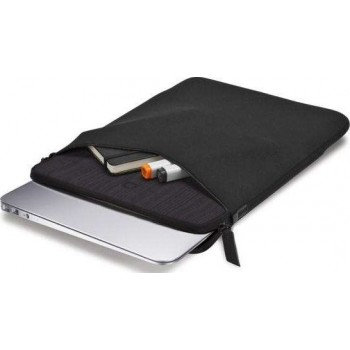 Dicota Code Sleeve Black 11 Inch MacBool Air, Ultrabook, Protective Sleeve