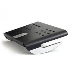 Humanscale Ergonomic Foot Machine/Rocker - Black