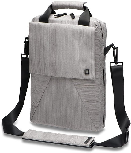 Dicota Code Sling Bag for 13 inch Laptop - Grey