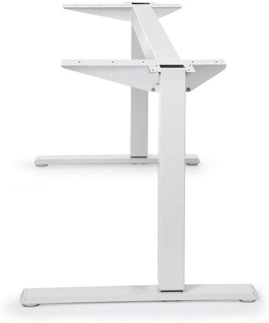 Humanscale Float Table Adjustable Height Office Table - White