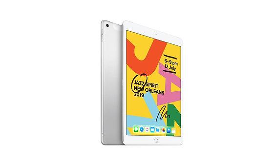 10.2-inch iPad Wi-Fi + Cellular 32GB - Silver