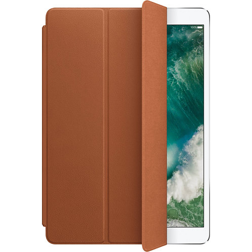 Leather Smart Cover for 10.5-inch iPad Pro - Saddle Brown