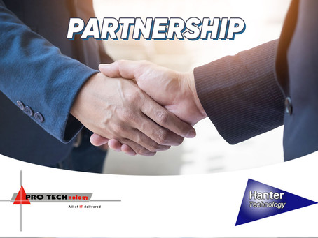 PRO TECHnology Signs Exclusive Distributionship Agreement with Hanter Technology for the MENA region