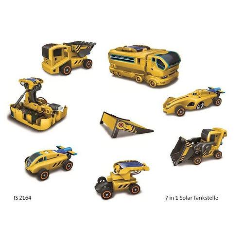 Inpro Solar Educational Toy 7 in 1 Model Kit Truck 2164