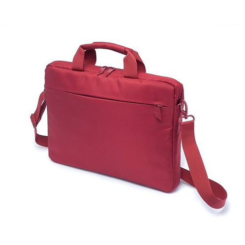 Dicota Code Slim Case Red 13 Inch MacBook Pro, Macbook Air 13 Laptop Bag