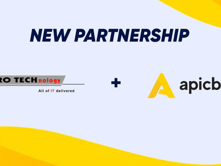 PRO TECHnology Partners with the Most Complete F&B Management Platform Apicbase