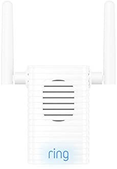 Chime Pro - Indoor Chime and WiFi Extender ONLY for Ring Network Devices