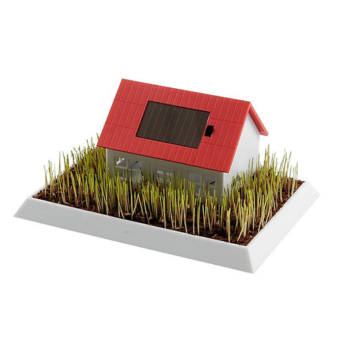 Inpro Solar House Garden for planting Herbs Educational Toy 3252
