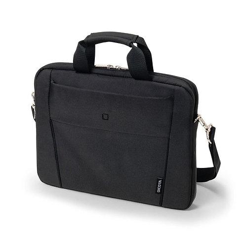 "Dicota Slim Case BASE Carrying Case for 35.8 cm (14.1""), Notebook - Black"
