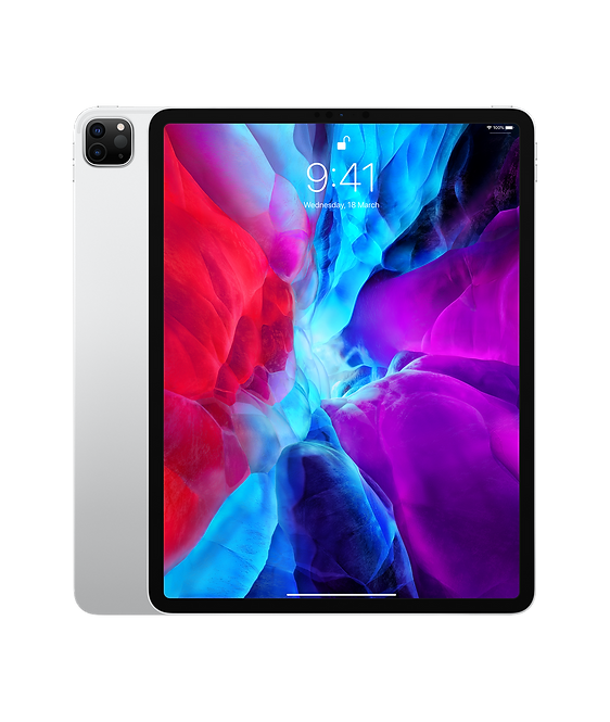 12.9-inch iPad Pro Wi_Fi + Cellular 512GB - Silver