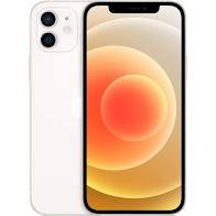 Apple iPhone 12 - 128GB, 6.1-Inch, 5G, Physical DUAL SIM, White - International