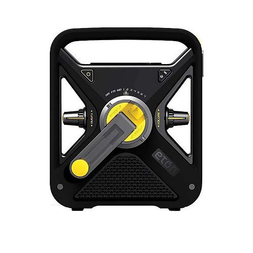 Eton FRX3 Emergency Powerbank Speaker Black