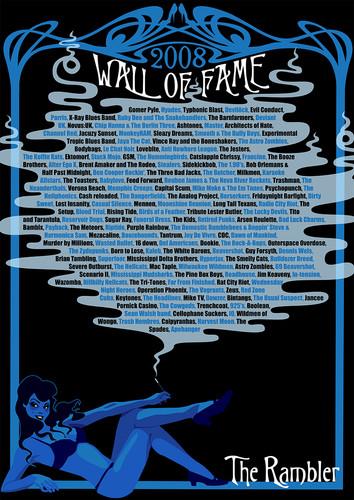 Rambler Wall of Fame