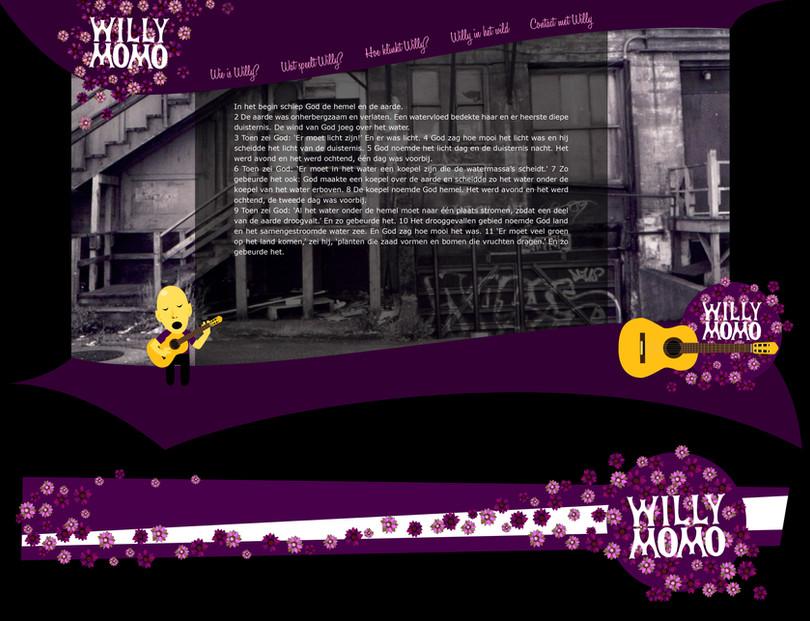 Branding Willy Momo