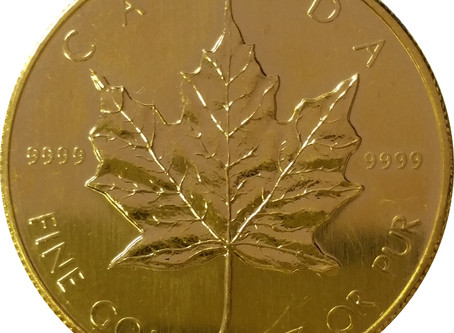 O Canada, Where Art Thou Gold?
