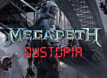 Megadeth returns with new album, Dystopia