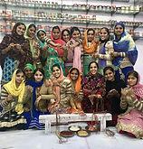 Mosmeen with fellow artisans...jpg