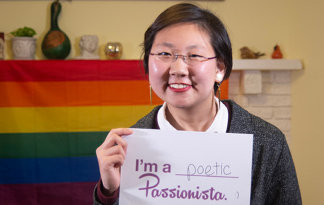 Sophie Kim — Los Angeles County Youth Poet Laureate, Playwright, Filmmaker & LGBTQ Activist