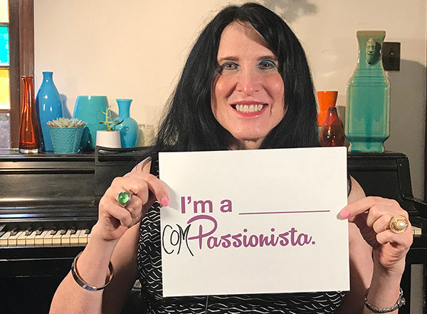 Passionista Jessie Jacobson — Writer, Musician, Lecturer and Former Family Therapist